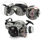 47CC 49CC 2 stroke Engine Motor Pocket ATV Pit Bicycle Scooter Moped Engine Part