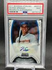 George Springer Autographs Added to 2014 Topps Products 13