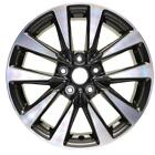 New 17 x 75 CNC Charcoal Replacement Wheel Rim for 2016 2017 Nissan Altima