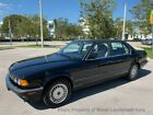 1988 BMW 7 Series 735i Classic 1988 BMW 735i E32 Sport Sedan One Owner Low Miles Clean Carfax Loaded