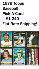 Paul Molitor Cards, Rookie Card and Autographed Memorabilia Guide 18