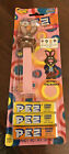 PEZ Retired On Card Jeffrey The Brown Bunny Rabbit Dylan's Candy Exclusive