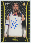 2018 Topps WWE NXT Wrestling Cards 18