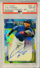 2014 Topps Finest Baseball Rookie Autographs Gallery, Guide 49