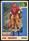 Jim Thorpe Cards and Autograph Guide 6