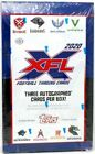 2020 Topps XFL Football Hobby Box Factory Sealed 3 Autographs Per Box