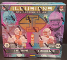 2020 Illusions Football Hobby Box - Factory Sealed - In Hand