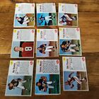 1962 Post Cereal Football Cards