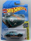 Hot Wheels Super Treasure Hunt Porsche 356 outlaw INTL CARD