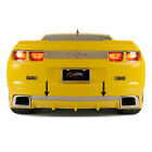 Perforated Stainless Rear Valance Trim for 2010 13 Camaro RS w RS Ground Effects