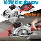 Electric Mini Circular Saw With Laser multi function Power Tool For Cutting Wood