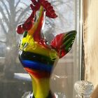 Murano blown glass Rooster