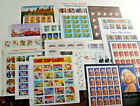 Five 5 Sheets x 20  100 of Assorted Mixed Designs of 32 US USA Postage Stamps