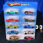 Bugatti Veyron in Hot Wheels 10 pack with 67 Pontiac GTO 64 Lincoln Continental