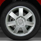 17x7 Factory Wheel Sparkle Silver For 2005 2006 Ford Five Hundred