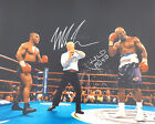 Mike Tyson Signs Autograph, Card and Memorabilia Deal with Upper Deck 16