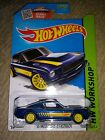 Hot wheels super treasure hunt 65 mustang 2+2 fastback
