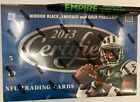 2013 Panini Certified Football Hobby Box - Factory Sealed!
