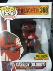 Cassidy Bloody Funko Pop! # 368 Hot Topic Exclusive Preacher