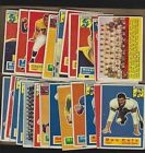 1956 Topps Football Cards 6