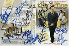 The Office Cast Signed Autographed DVD Cover Carell Wilson Fischer JSA LOA