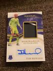 Tim Howard 2020 immaculate 2 clr patch auto autograph #7 10