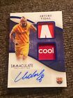 2020 Panini Immaculate Collection Soccer Cards 22