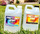 Clear Epoxy Resin for Small Castings Art  Coatings Mix Pigment