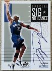 MICHAEL JORDAN 2002-03 Upper Deck SP Game Used Special Significance AUTO Card