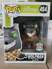 Funko Pop! Disney Nightmare Before Christmas Wolfman #454 Exclusive