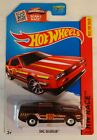 HOT WHEELS Super Treasure Hunt DMC Delorean 2015 HW Race NEW