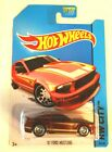 HOT WHEELS Super Treasure Hunt 07 Ford MUSTANG 2014 HW City Mustang 50th NEW