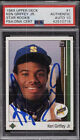 Ken Griffey Jr. Autographs Announced for Topps Products 19