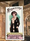 Fashionable Ladies and Guys in Hats Surprise in 2012 Topps Allen & Ginter 32