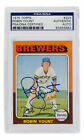 Robin Yount Cards, Rookie Cards and Autographed Memorabilia Guide 45
