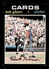 Bob Gibson Cards, Rookie Card and Autographed Memorabilia Guide 10