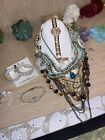 vintage to now estate sale Crystal shell  Rhinestone Free Shipping Some Sig