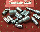 Snap-on Sae 14 Drive 6 12 Pt. Sockets Misc. Bits Order By The Piece