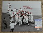 Bob Gibson Cards, Rookie Card and Autographed Memorabilia Guide 35