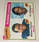 1977 Topps Football Cards 14