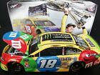 Kyle Busch 2019 MMs NASCAR CUP CHAMPION 1 24 Gibbs Camry 18 FREE US SHIP