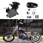 For 26 or 28 Bicycle New 50cc 2Stroke Black Bicycle Gas engine kit tool repair