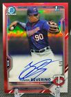 Ultimate 2021 Bowman Chrome Autographs Checklist, Team Set Guide and Hot List 108