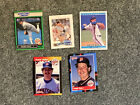 Frank Viola Lot of 5 cards 1988-1992 MN Twins Topps Donruss Starting Lineup