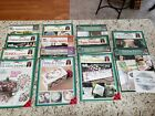 Donna Dewberrys One Stroke Painting books Lot Of 14 by Plaid Decorative Paint