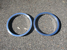 1970 to 1981 Chevy Camaro Z28 trim rings beauty rings for 15 inch rally wheel
