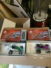 Lot Of 2 Sprint Car Models 124 Scale by Action Parts Or Repair In Original Box