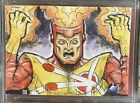 Original Comic Art Giveaway in 2012 Cryptozoic DC Comics The New 52 6
