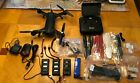 MJX Bugs 6 High Speed Brushless Racing Quadracopter Drone  Lots Of Parts