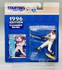 1996 Starting Lineup Gary Anderson Angels Vintage Kenner MLB Figure W/Card